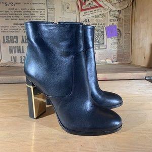 Calvin Klein Women's Boots Black Shoes Size 10